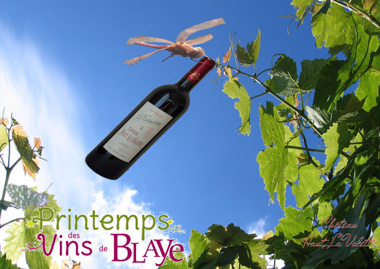 Printemps des Vins de Blaye 2014