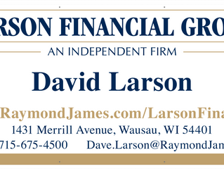 Thank You Larson Financial Group!