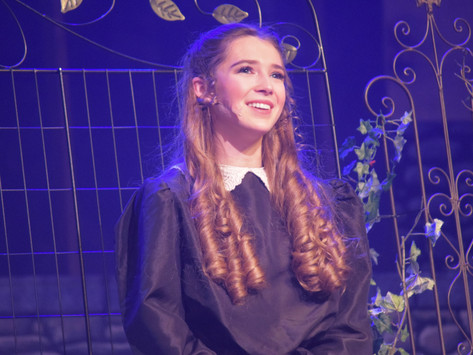 STUDENT SPOTLIGHT: A Conversation with Cosette