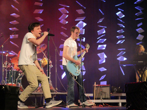 Riley's Rock Stars