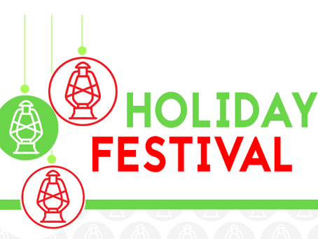 The Hustle and Bustle of the Holiday Festival