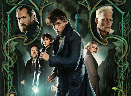 REVIEW: Crimes of Grindelwald