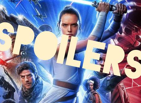 Star Wars Review (SPOILERS)