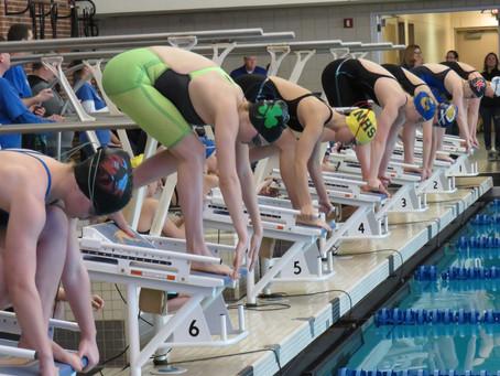 Splashing through Swim and Dive Sectionals