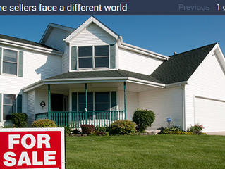 7 tips for the first-time home seller