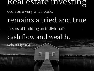 Real Estate Investing...