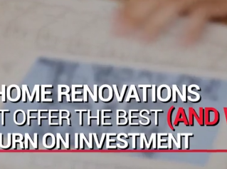 3 Home Improvements That Pay Off Big Time (and One That Won't)