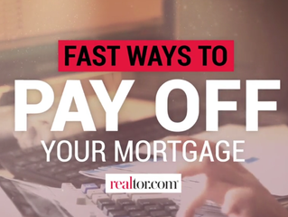 Fast Ways to Pay Off Your Mortgage