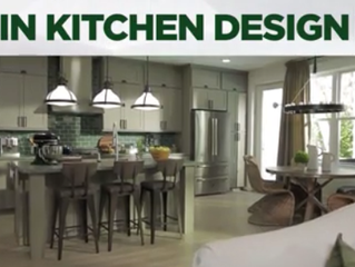 Cook Up Something Beautiful With These Eat-in Kitchen Design Tips