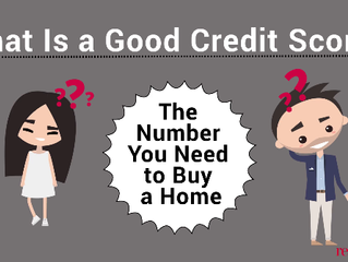 What's the Magic Number? The Credit Score You Need to Buy a Home