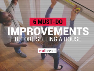 Selling Your Home? Make These 6 Improvements First