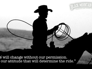 Life will change without our permission