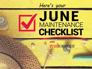 Jump Into June by Conquering These 5 Crucial Home Maintenance Projects
