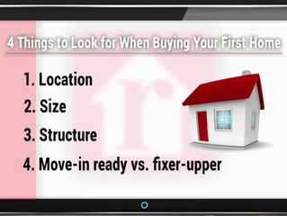 4 Foolproof Ways to Spot the Perfect Starter Home