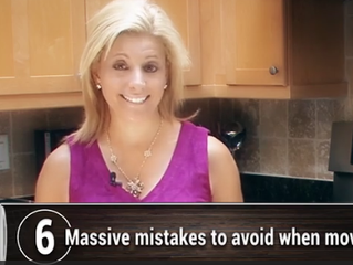 6 Massive Mistakes to Avoid When Relocating