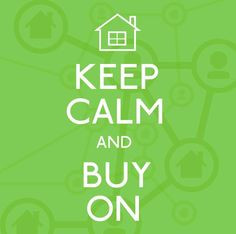 Keep Calm and Buy On