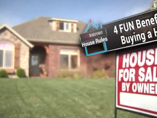 4 Reasons Why Buying Your First Home Is Cause for Celebration