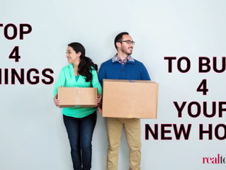 4 Things You Should Buy for Your New Home as Soon as You Move In