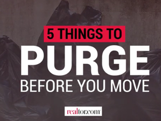 Let It Go: 5 Things to Toss From Your Home Before You Move