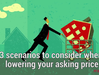 3 Telltale Signs You Should Lower Your Asking Price