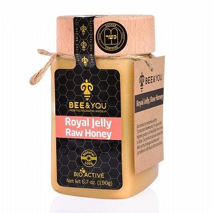 Royal Jelly Raw Honey 190g