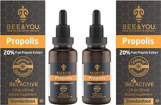 Sparpaket 20% Propolis Extrakt