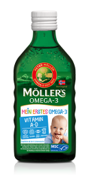 MÖLLERS OMEGA-3 BABY