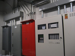 Electrical Room Panels