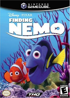 USADO - FINDING NEMO GAME CUBE