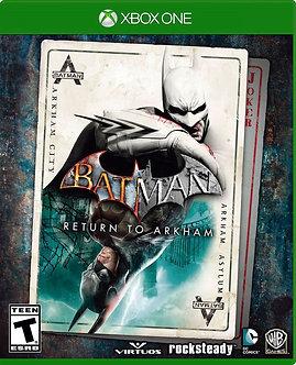 NUEVO - Batman RETURN TO Arkham Xbox One