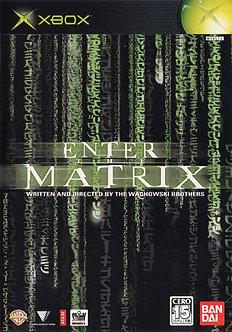USADO - ENTER THE MATRIX XBOX