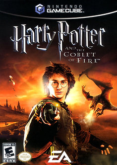 USADO - HARRY POTTER AND THE GOBLET OF FIRE GAME CUBE