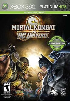 USADO - MORTAL KOMBAT VS DC UNIVERSE 360
