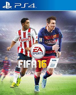 NUEVO - FIFA 16 PS4