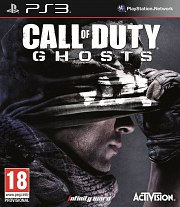 NUEVO - CALL OF DUTY GHOSTS PS3