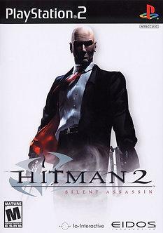 USADO - HITMAN 2 SILENT ASSASSIN PS2