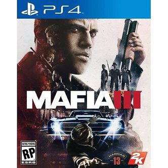 USADO - MAFIA 3 PS4
