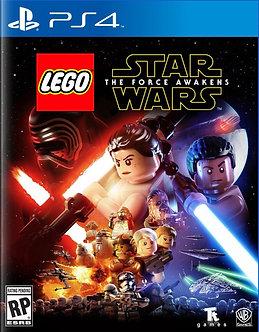 NUEVO - LEGO STAR WARS FORCE AWAKENS PS4