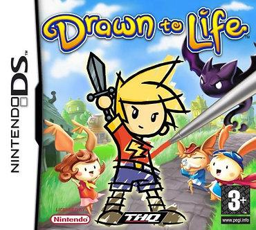 USADO - DRAWN TO LIFE DS