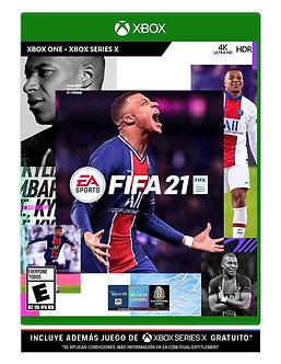 NUEVO - FIFA 21 XBOX ONE