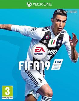 NUEVO - FIFA 19 XBOX ONE