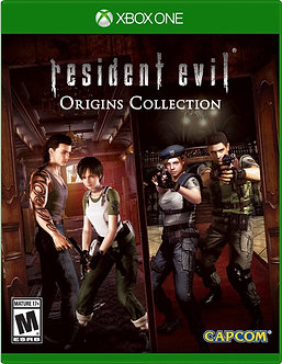 USADO - RESIDENT EVIL ORIGINS COLLECTION X BOX ONE
