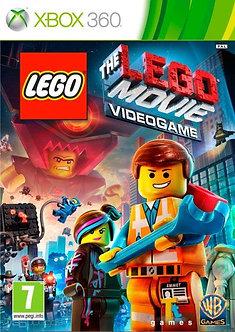 USADO - LEGO THE  LEGO MOVIE VIDEOGAME xbox360