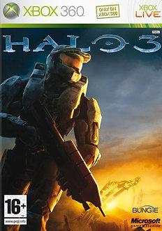 USADO - HALO 3 XBOX 360
