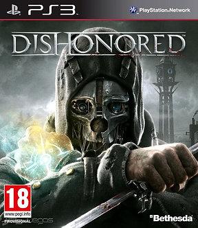 NUEVO - DISHONORED PS3