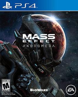 NUEVO - MASS EFFECT ANDROMEDA PS4