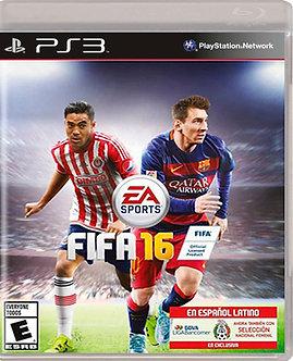 USADO - FIFA 16 PS3