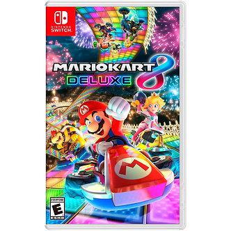 NUEVO - Mario Kart 8 Deluxe Nintendo Switch