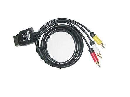 NUEVO - Cable Av Xbox 360 Slim Nuevos