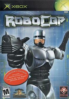 USADO - ROBOCOP XBOX